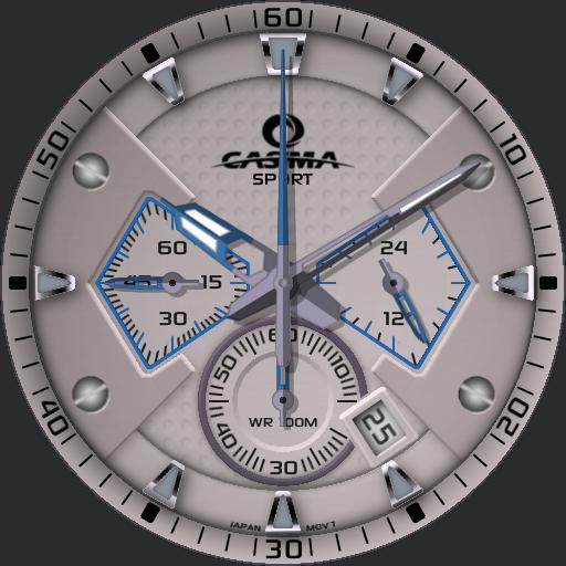 Casima Chronograph #8103
