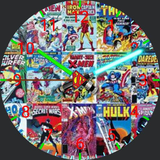 Bullys Super Heros 1