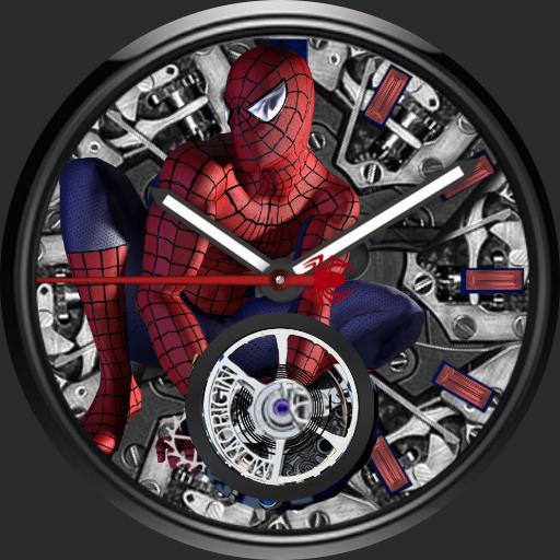 Memorigin Spider-Man