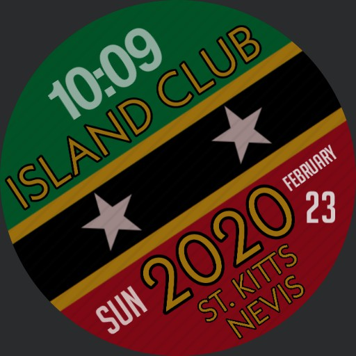 Island Club 2020