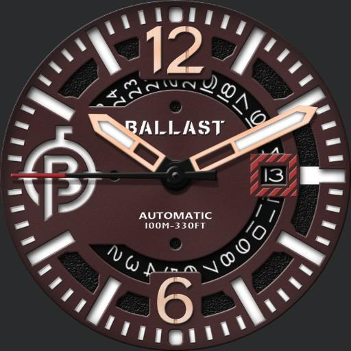 Ballast Trafalgar 2