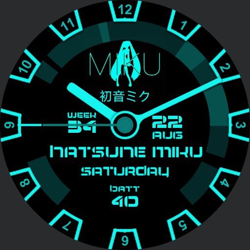 Miku Project 01