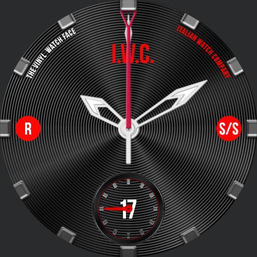 vinyl  I.W.C.