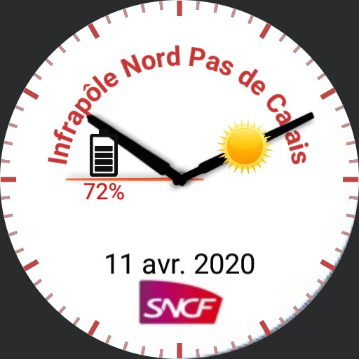 sncf watch