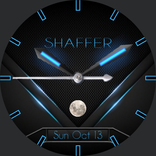 rugged Shaffer blue