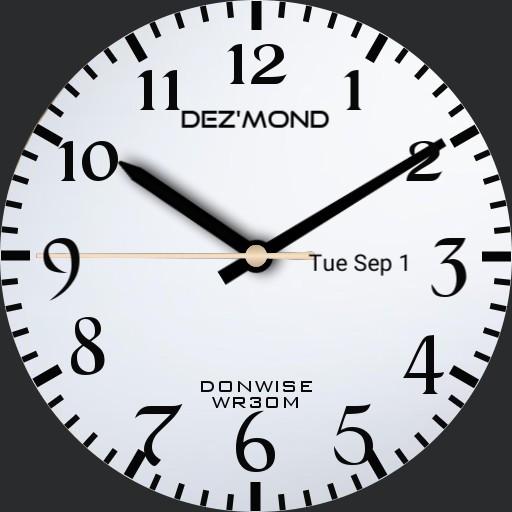 Classic Dezmond White