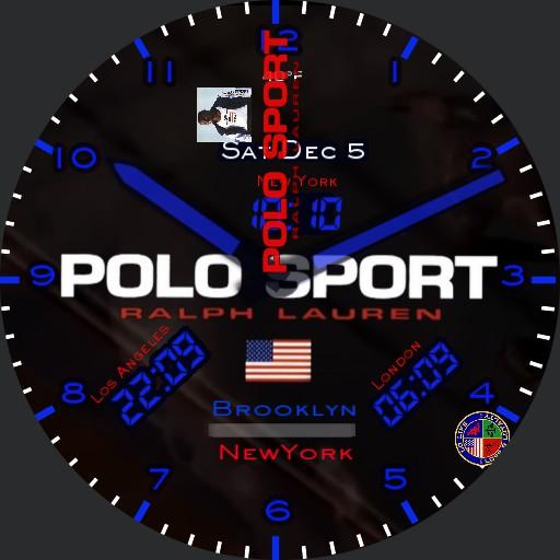 Polo Sport 1992