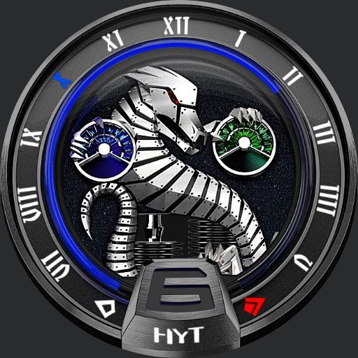 by Erik 058 - HYT H4 Dragon Limited Ed.
