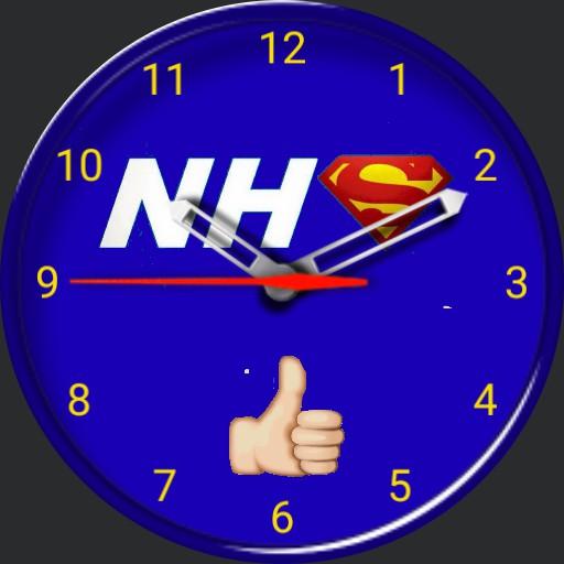 NHS SUPER HEROES