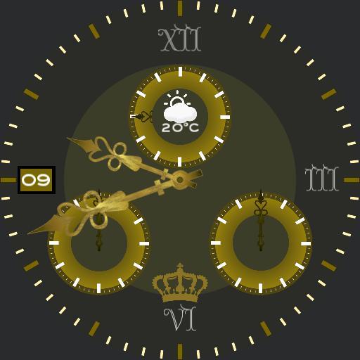 Antik Watch