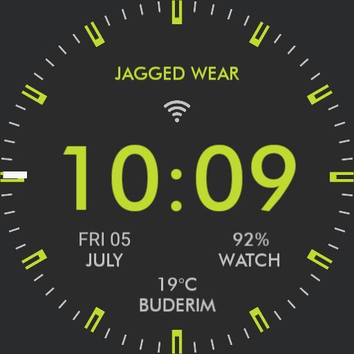 Jagged Wear Digital 04