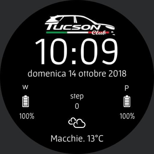 TUCSON watch