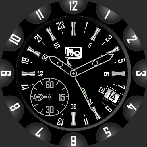 No GMT Black