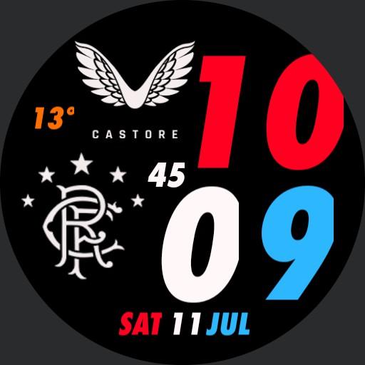Rangers Castore 2021 RWB