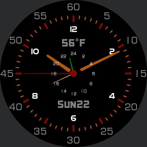 LoPo Classic Eco II GMT