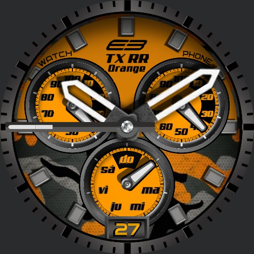 EB TX RR Orange