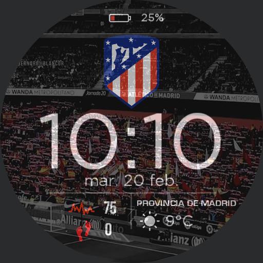 Atletico de Madrid 2
