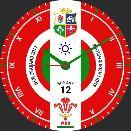 Lions / Wales Rugby Copy