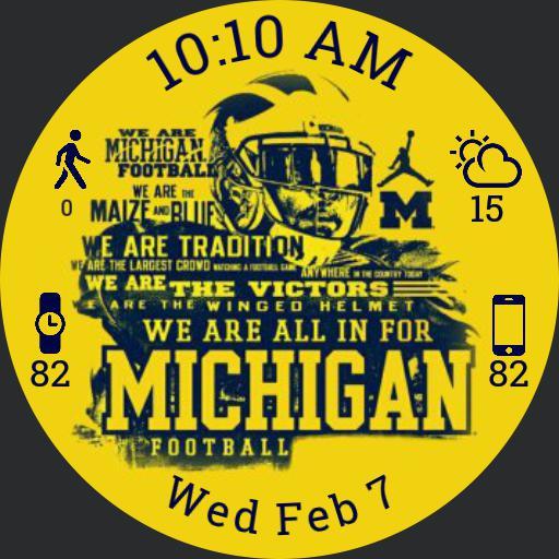 University of Michigan Watch
