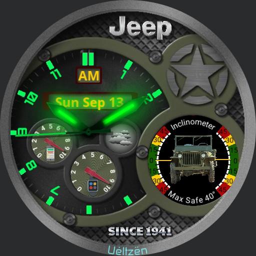 Jeep Tilt