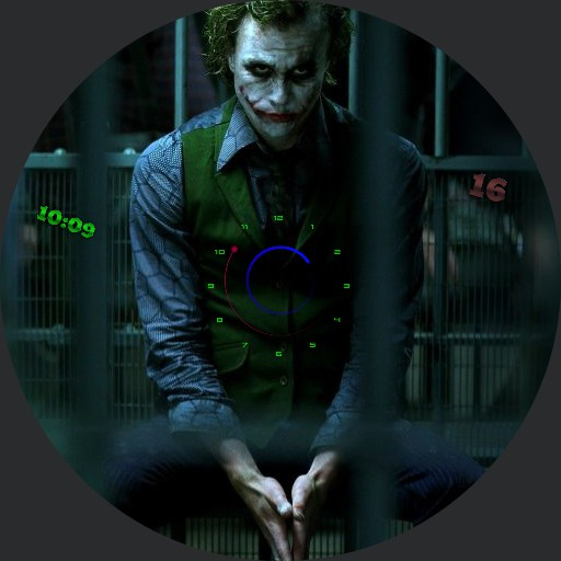 joker heath ledgar