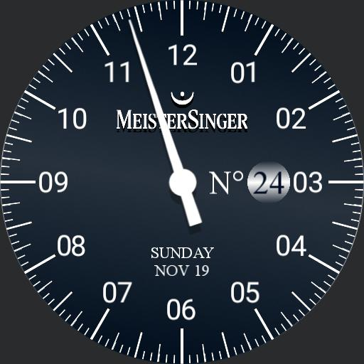 Meistersinger No 01 Classic PPD