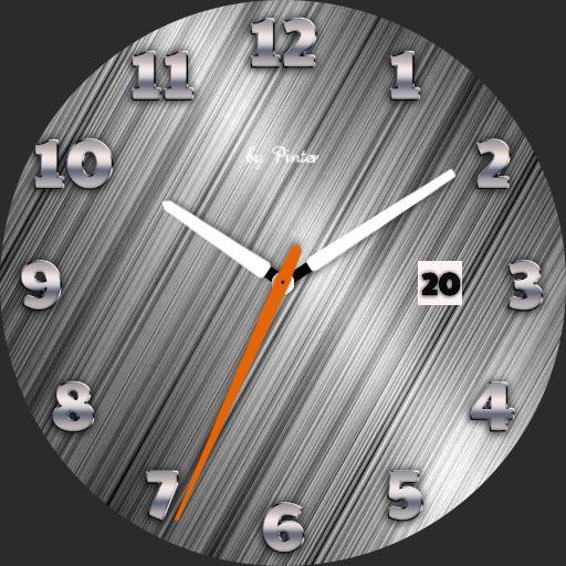 Chrome gray analog