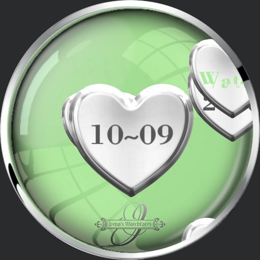 love my Watch 3 Seiten Face Ucolor