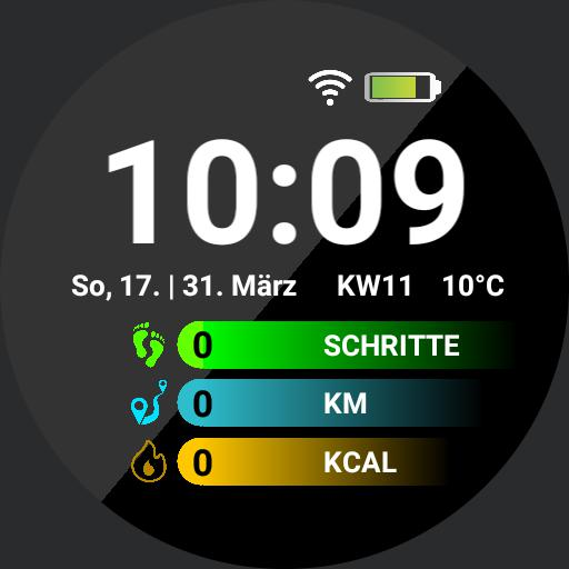 Simple Information 1 DE Kilometer