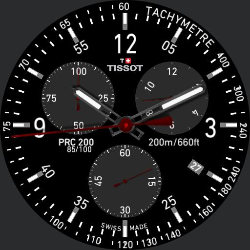 Black Watchface