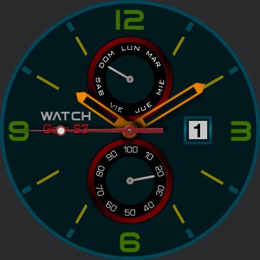 WATCH Gear S3