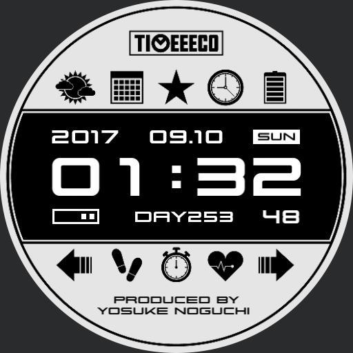 TIMEEECO ICON 001