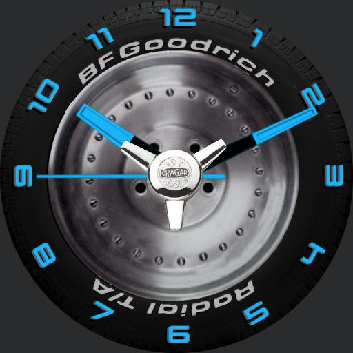 Fas Radial T/A Centerlines