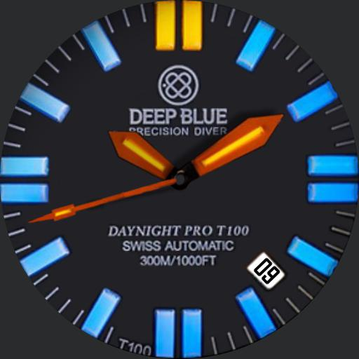DeepBlue T100 dimmer