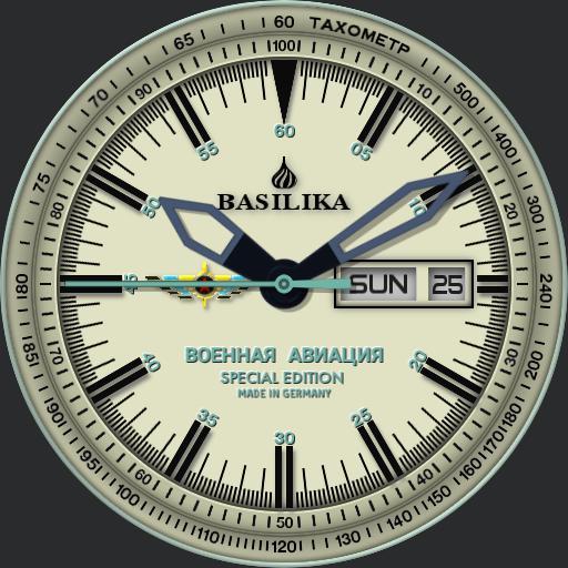 Poljot International Basilika Pilot Special Edition