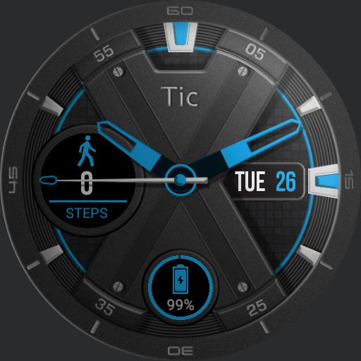 TicWatch E2 X uColor