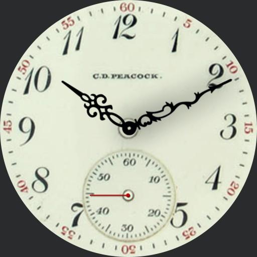Diz Old pocketwatch