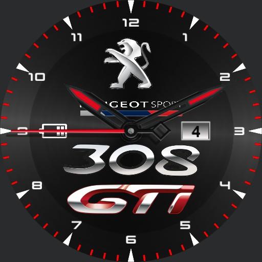 peugeot 308 GTi peugeot sport 1