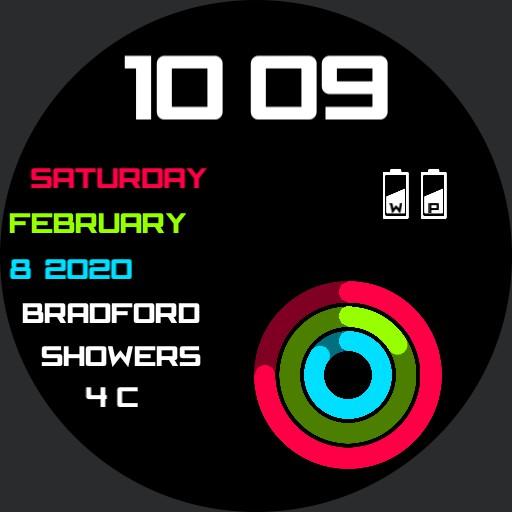 BAH Apple Watch For Samsung V1