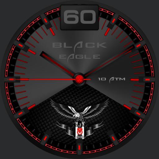 Black eagle-Red Line