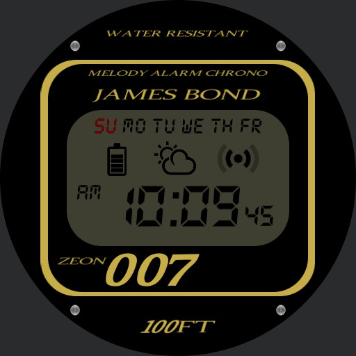 007 retro