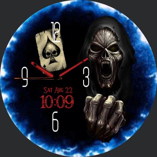 Dead mans watch