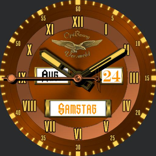 0047a with Compass function only for watches with corresponding sensor