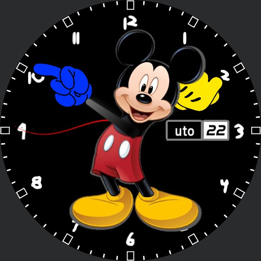 DarSoft Mickey mouse