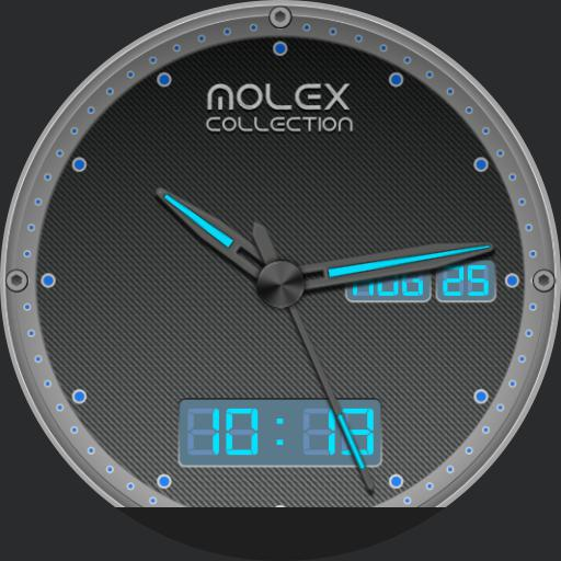 molex collection 002 silver