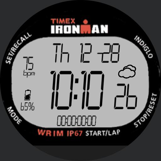 Ironman Triathlon Sleek 50 Replica