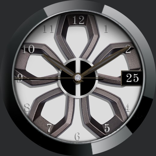 Swirl Wheel