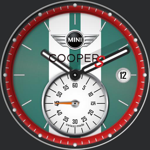 Mini Cooper Red Copy