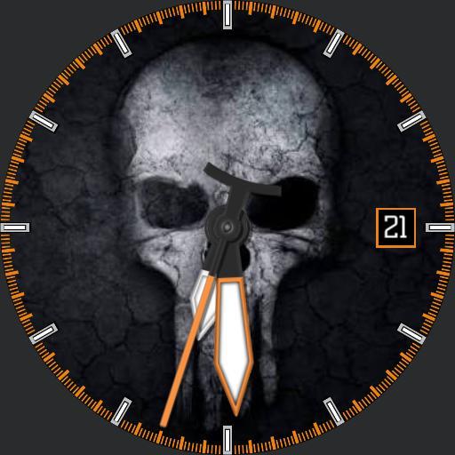 CAOS Skull 1