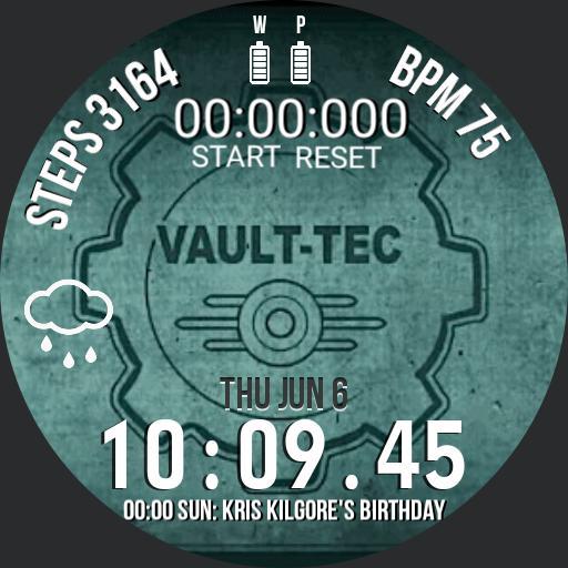 Fallout Vault Tec Logo
